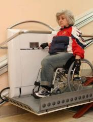 Podemnik for disabled, Elevators and the lift