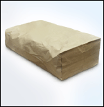 Flakes are packed into 3-layer paper bag on 25 kg