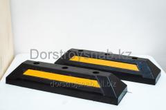 Kolesootboynik rubber 560*150*100mm