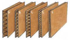 Seven-layer cardboard