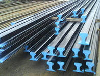 Industrial subcrane rails