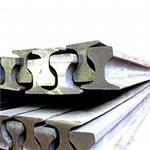 Rails of heavy type
