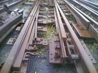Железнодорожные стрелочные переводы в Казахстане