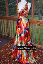 Вечернее платье Модель001