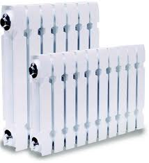 Heating equipment: Radiators pig-iron