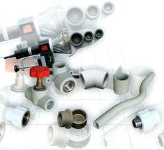 Pipes and fitting of PP-R