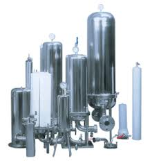 Equipment for water purification, System of a