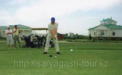 "Saryagash ""el Golf el club"