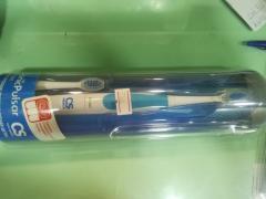 Электрическая звуковая зубная щетка CS Media Sonic Pulsar CS-161 (голубой)