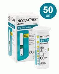 Тест-полоски Акку-чек Актив (Accu Chek Active)
