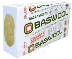 Минвата для теплоизоляции кровли BASWOOL РУФ В 180