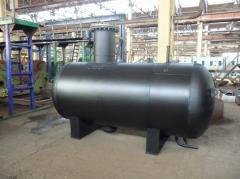 Резервуар для СУГ (6мм), (6мм)
