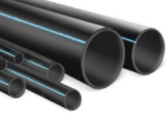 Трубы для водоснабжения ПЭ 100, ПЭ 80