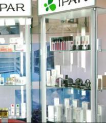 Kosmetiikan tarvikkeet