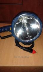 Searchlight headlight finder