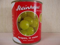 Виноград консервированный, Steinhaus