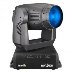Оборудование звуковое и осветительное для дискотек  MARTIN MAC-2000 WASH Б/у