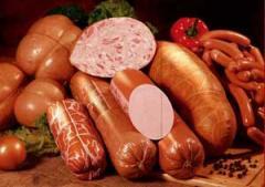 Изделия колбасные