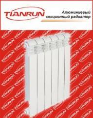 Аллюминевые радиаторы отопления, Отопительное