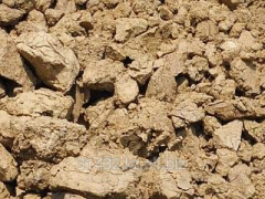 Bentonite clay lump GOST 28177-89