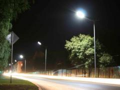Освещение уличное