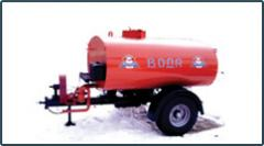 Tanks, watering, for fire extinguishing, a