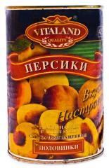 VITALAND Quality half peaches