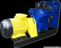 Compressor stations 4VU1-5/9