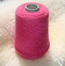 Bi-fiber yarn