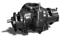 The horizontal twin-screw pump — Houttuin 236.40.