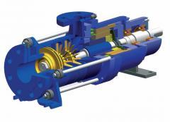 Pumps propeller — Allweiler (ALLPRO).