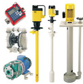 Pumps for chemical industry — Allweiler and Lutz.