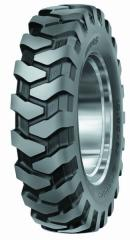 Tires for wheel excavators