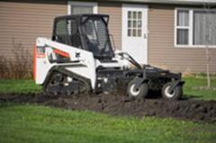 Bobcat T110 loader