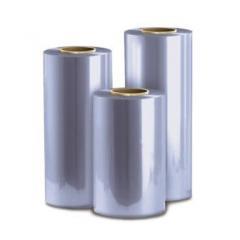 Thermoshrinkable film of PVC (PVC)