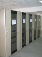 Automatic equipment cases - KAZNEX, NKU, SM-6,