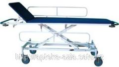 The cart for transportation of patients intra case
