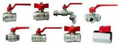 Shutoff valves for a water supply system