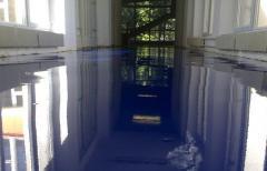 Bulk floor epoxy Poliplan 206