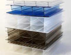 Materiale de acoperis din policarbonat