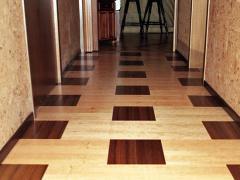 Coverings floor in Atyra