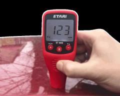 Толщиномер покрытий ET-600 с функцией памяти