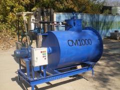 Оборудование для пенобетона СМ-1000