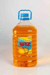 Means for washing of ware of WiZ 5 of l lemon from