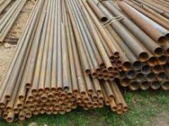 Трубы бесшовные для газопроводов