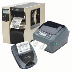Printers of labels