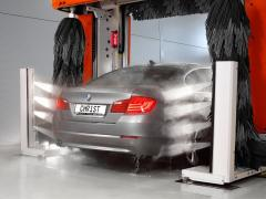 One-portal car wash of a premium class of Christ