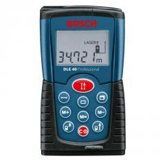 Дальномер лазерный BOSCH DLE 40 Professional