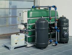 Система фильтрации воды Fontis 5 - 30 m3\ч