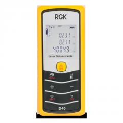Лазерные рулетки RGK D40